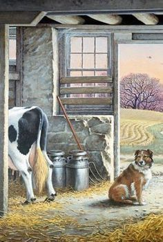 1000 Images About Nostalgic Country Reflections In Art