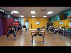 45 minute HIIT ALL CARDIO class - YouTube