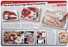 """Em Sidney, Austrália, a polícia está investigando um supermercado que colocou carne de dinossauro na prateleira, para ser vendida. Para o inspetor de polícia, o caso é um grande mistério: """"Se..."""