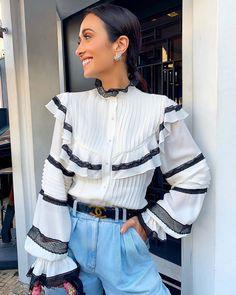 Silvia Braz, Estilo Blogger, Girl Fashion, Womens Fashion, Winter Looks, Outfit Sets, Casual Chic, Casual Looks, Body