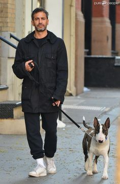 .Marc Jacobs with Neville Jacobs