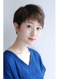 大人ベリーショート:L001000503|シー代官山(SHE DAIKANYAMA)のヘアカタログ|ホットペッパービューティー