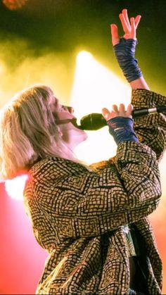 Aurora Aksnes, She Song, Concert, Norway, Singers, Artists, Girls, Beauty, Faeries