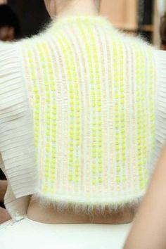 Neon Knitwear