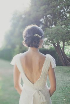 Brides.com: 13 Wedding Hairstyles with Flowers.