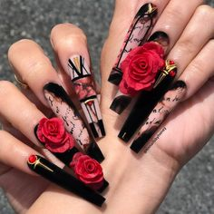 Most Sexy and Trendy Prom and Wedding Acrylic Nails and Matte Nails for this Season - Amately Fancy Nails Designs, Toe Nail Designs, Beautiful Nail Designs, Acrylic Nail Designs, Pedicure Designs, Nail Swag, Wedding Acrylic Nails, Best Acrylic Nails, Nagellack Design