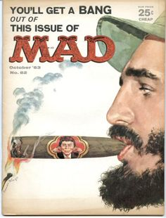 MAD Magazine | Issue 82 | October 1963
