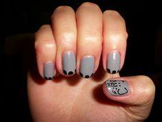 Elephant nails :)