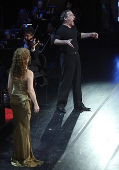 Mandy Patankin and Bernadette Peters - Move On - Sunday in the Park with George