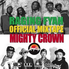 Raging Fyah Official Mixtape | by Mighty Crown by VP RECORDS | Free Listening on SoundCloud