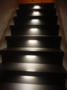 Trapverlichting | And then there was light! | Pinterest | Stairways ...