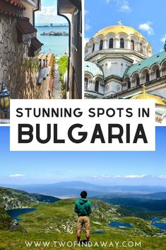 This Bulgaria Itinerary is filled with breathtaking views and countless adventures you can't miss in one of the least explored countries in Europe. Europe Travel Guide, France Travel, Travel Destinations, Budget Travel, Travel Guides, European Vacation, European Destination, European Travel, Europe Holidays