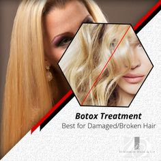 The Botox treatment repairs the damaged or broken hair fibers with a powerful concentrate of active ingredients including vitamins and collagen complex, which guarantee to moisturize, nourish, repair and revive hair right from the very first use, adding incredible shine and softness and eliminating frizz.