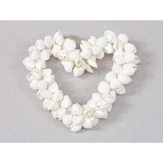Schelpenhart 15 cm White clamrose