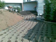 Realizzazione impianto subirrigazione - Viganò (LC)