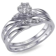 Latest Cheap Wedding Rings Collection 2015 (1)