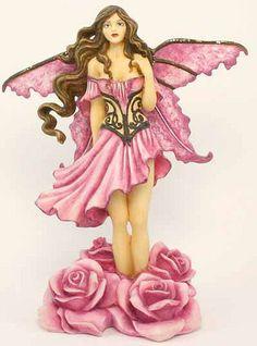 Daphne       Flower Fairy Figurine      by Amy Brown