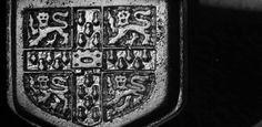 Martin McBrien - 'Aluminium casting of the Cambridge University shield'
