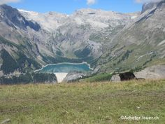 Barrage de Zeuzier. #zeuzier#suisse#paysage#montagne