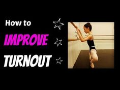 How to Improve Turnout for Ballet Dance Tips, Dance Lessons, Dance Videos, Irish Step Dancing, Irish Dance, Dance It Out, Just Dance, Dancer Stretches, Dance Technique