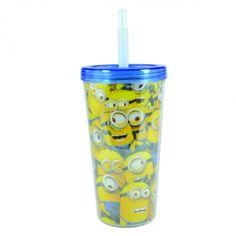 Despicable me 2 minions soda cup