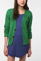 Urban Renewal Oversized Cotton Cardigan  #UrbanOutfitters