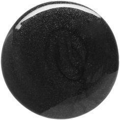 RGB Cosmetics Nail Polish - Black ($22) ❤ liked on Polyvore featuring beauty products, nail care, nail polish, circle, circular, round, rgb nail color and formaldehyde free nail polish