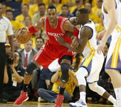 Houston Rockets' Dwight Howard questionable for Game 2