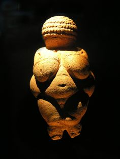 photo taken at the Naturhistorische Museum in Vienna Venus of Willendorf [link] Venus of Willendorf Ancient History, Art History, Ancient Goddesses, Mother Goddess, Goddess Art, Feminist Art, Museum, Ancient Artifacts, Ancient Civilizations