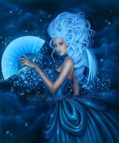 Angel of the Stars by *Enamorte on deviantART