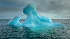 September 2015: Ny-Friesland Iceberg