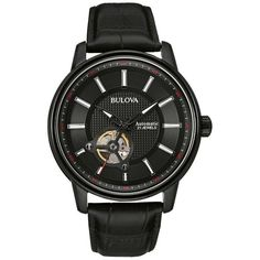 Check out this cool Bulova Automatic Watch for #MechanicalMondays.