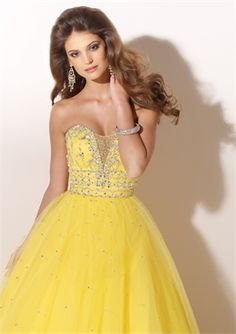 91d5e9e71 Ball Gown Strapless Floor Length with Sequins Prom Dress PD10073  www.dresseshouse.co.