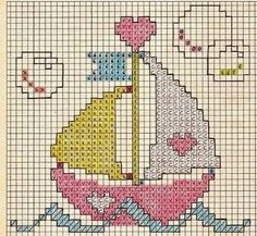 the heart boat - sailing with your heart - or other sugary title