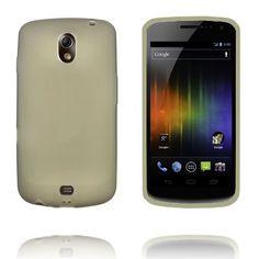 TPU Shell (Grå) Samsung Galaxy Nexus-Skydd