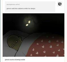 Saitama and Genos | One Punch Man