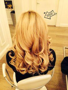 Curls .