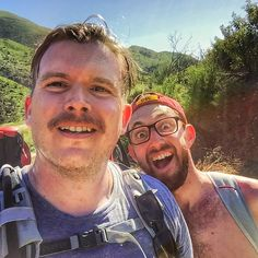 12 Mile weekend hike along Old Boney Trail in the Santa Monica Mountains. We were so ready for a cocktail after this one!