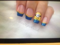 Cute nails very easy