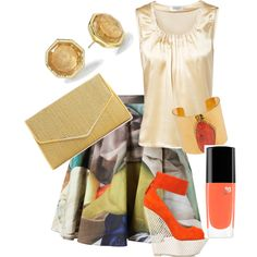 """""""Summer"""" by aif-24 on Polyvore"""