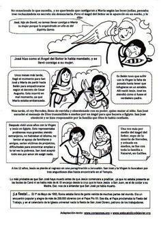 El Rincón de las Melli: Santos de Marzo