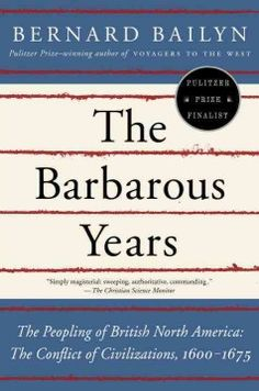 A Pulitzer Prize- and National Book Award-winning historian presents an account of the first great transit of people from Britain, Europe and Africa to the North American British colonies, evaluating its diversity, the survival struggles of immigrants and their relationships with the indigenous populations of the Eastern seaboard.