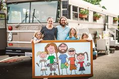 One Year Road Trip: One Family's Dream + Filming A Generation of Generosity | Conscious Magazine