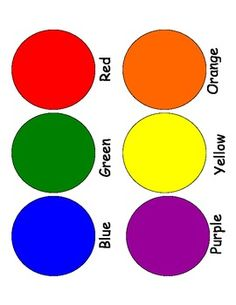 Color sorting mat