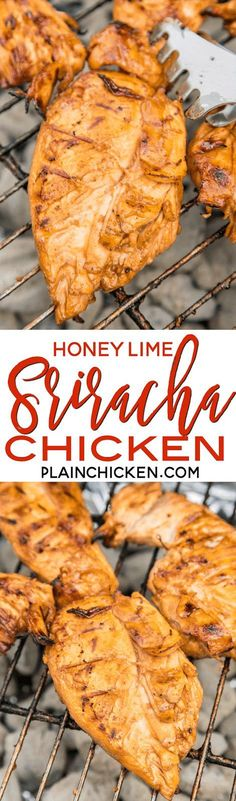 Honey Lime Sriracha