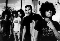 Noise Never Ends: At the Drive-In