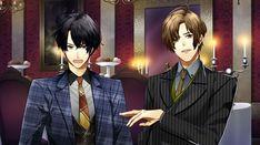 SWD / Guard Me, Sherlock - Sherlock & Mycroft Holmes Brothers, Sherlock Holmes, Joker, Anime, Fictional Characters, Art, Art Background, Kunst, The Joker