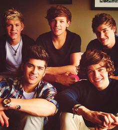 One Direction <3 beautiful boys