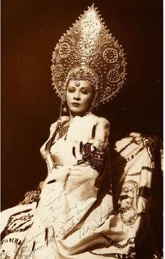 "Mae West in ""Catherine Was Great"" on Broadway"