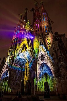 Sagrada Familía. Barcelona